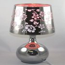Floral Touch Aroma Lamp Wax Tart Scented Oil Warmer Burner Electric Table Top