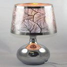 Leaves Touch Aroma Lamp Wax Tart Scented Oil Warmer Burner Electric Table Top