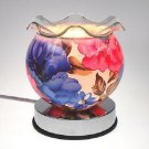 Flower Touch Aroma Lamp Wax Tart Scented Oil Warmer Burner Electric Floral