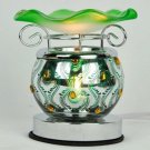 Green Touch Aroma Lamp Wax Tart Scented Oil Warmer Burner Electric Designed