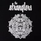 Stranglers band ***XLARGE*** screen printed t-shirt Black punk retro