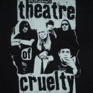 Andy Warhol's Theatre of Cruelty ***SMALL*** screen printed t-shirt Black