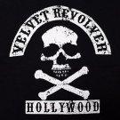 Velvet Revolver band ***LARGE*** Hollywood screen printed t-shirt Black