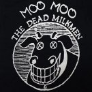 The Dead Milkmen band ***SMALL*** screen printed t-shirt Black