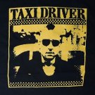 Taxi Driver 1976 movie ***2XL*** t-shirt Yellow on Black Robert De Niro