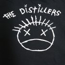 Distillers band Logo ***LARGE*** screen printed t-shirt Black punk retro