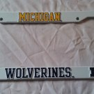 Michigan Licence Plate Cover