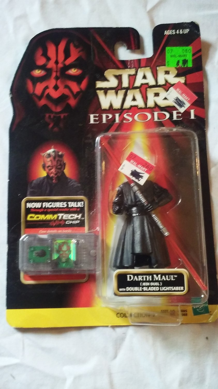 Star Wars Episode I: Darth Maul (Jedi Duel)