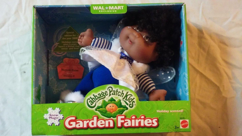 Cabbage Patch Kids: Garden Fairies Snow Magic