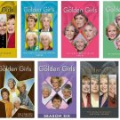 Golden Girls: Complete Series: 1-7 1 2 3 4 5 6 7 DVD BRAND NEW Sealed