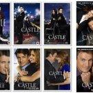 Castle: Complete Series Season 1-8 1 2 3 4 5 6 7 8 DVD 2016 BRAND NEW Sealed