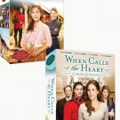 When Calls the Heart: Seasons 1 & 2 2x10 disc-collector's sets DVD Used