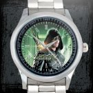 cool arrow season Stephen Amell Stainless Steel Wristwatches