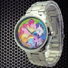 cool little pony friendship is magic Stainless Steel Wristwatches