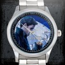 cool once upon a time captain hook Stainless Steel Wristwatches