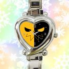 cute Soul Eater Death Shinigami Comic Art Anime heart charm watches stainless steel