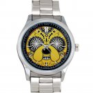 cool adventure time finn & jake Stainless Steel Wristwatches