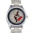 cool my chemical romance paradie Stainless Steel Wristwatches
