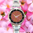 cute ofwgkta golf wang tyler the creator round charm watches stainless steel
