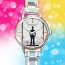 cute Fifty Shades of Grey Laters Baby round charm watches stainless steel