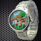 cool Animal Crossing New Leaf Stainless Steel Wristwatches