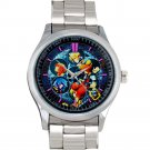 cool Kingdom Hearts Heartless Stainless Steel Wristwatches