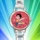 cute Steven Universe STAR round charm watches stainless steel
