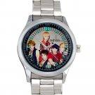 cool shinee minho key onew jonghyun taemin Stainless Steel Wristwatches