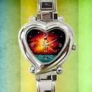 cute Spaceman Brand New Cover Deja Entendu heart charm watches stainless steel