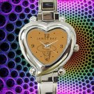 cute james bay album tour heart charm watches stainless steel
