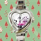 cute three days grace life star one x album tour heart charm watches stainless steel