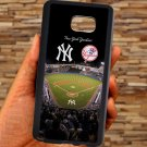 New york yankees stadium fit for samsung galaxy S6 S 6 S VI edge+ black case cover