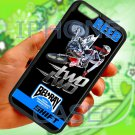 """chad reed motocross supercross fit for iphone 6 4.7"""" black case cover"""