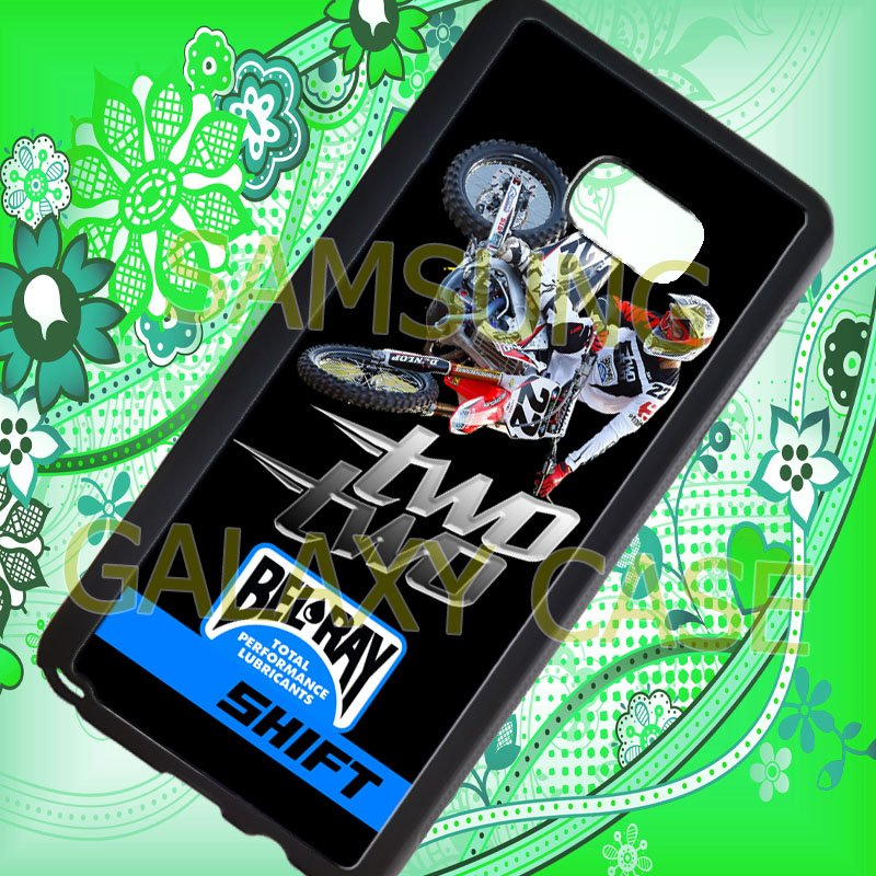chad reed motocross supercross fit for samsung galaxy note 5 black case cover