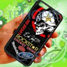 """brian deegan ford rally metal mulisha sign fit for iphone 6 4.7"""" black case cover"""