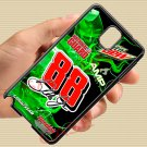 Dale Earnhardt Jr nascar fit for samsung galaxy note 3 black case cover
