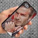 david beckham tattoo logo fit for iphone 4 4s black case cover