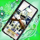 Dallas Cowboys Dez Bryant fit for samsung galaxy note 5 black case cover