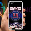 new york giants football beckam fit for ipod touch 5 white case cover