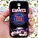 new york giants football beckam fit for samsung galaxy S4 S 4 S IV black case cover