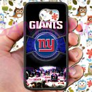 new york giants football beckam fit for samsung galaxy S6 S 6 S VI edge black case cover