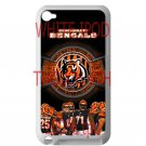 Cincinnati Bengals football a j green fit for ipod touch 4 white case cover