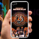 Cincinnati Bengals football a j green fit for ipod touch 5 white case cover