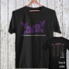 Black Sabbath The End Tour 2016 Rock Band Concert DESIGN 4 black t-shirt tshirt shirts tee SIZE S
