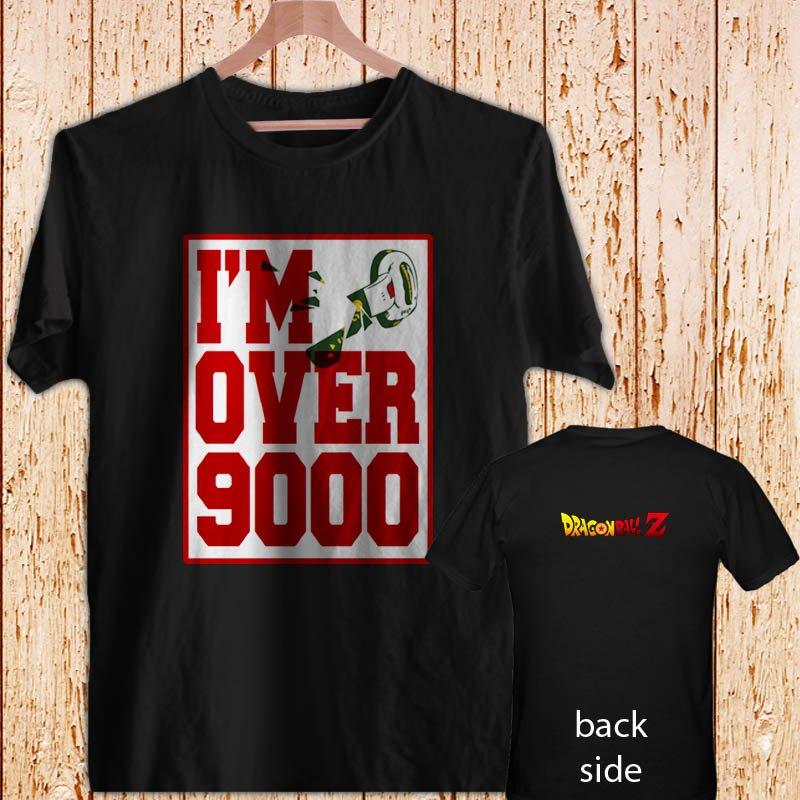 Dragon Ball Z Kid Goku Gym black t-shirt tshirt shirts tee SIZE S