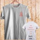 Yeezus Feel Like Pablo Kanye West white t-shirt tshirt shirts tee SIZE M