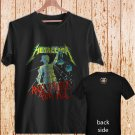 Metallica And Justice For All black t-shirt tshirt shirts tee SIZE S