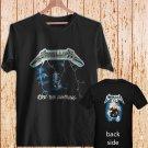 Metallica Ride the Lightning black t-shirt tshirt shirts tee SIZE S
