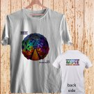 2 Side Muse The Resintance Rock Band Logo white t-shirt tshirt shirts tee SIZE 3XL