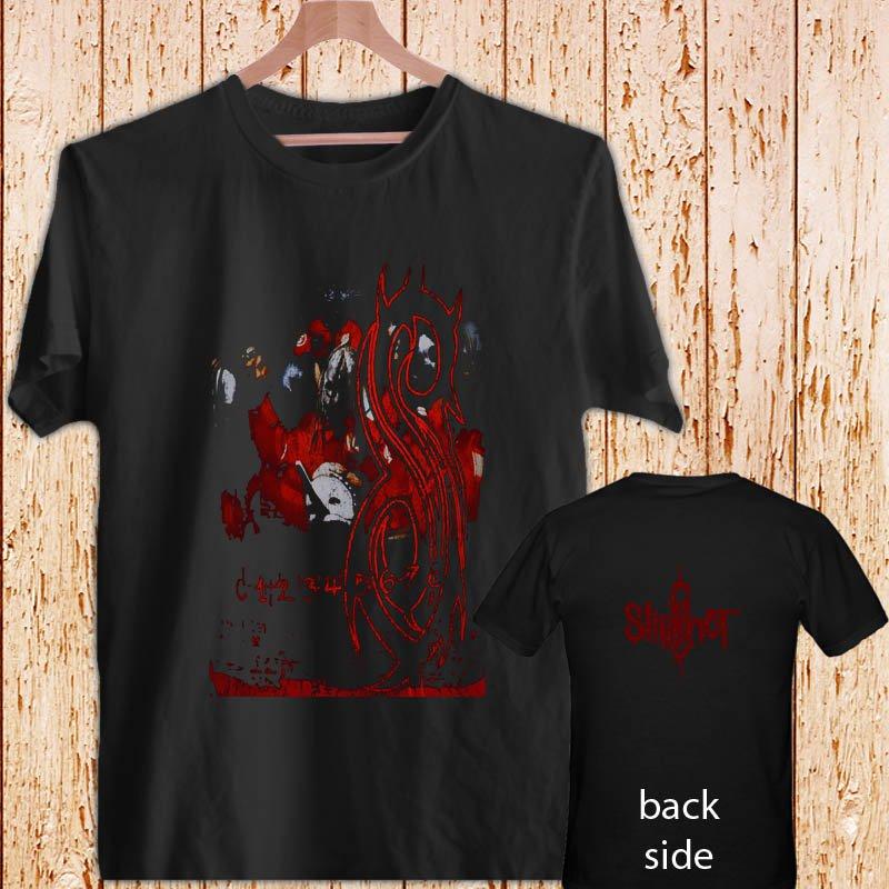Slipknot Debut black t-shirt tshirt shirts tee SIZE XL
